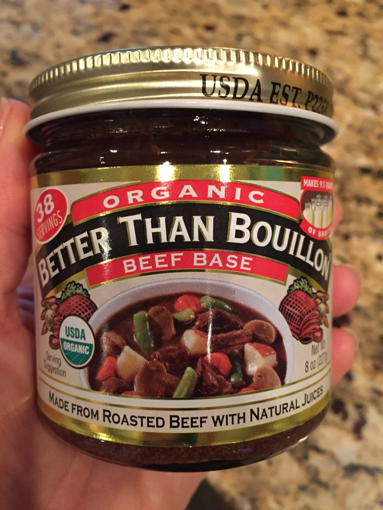 I use this beef for my chili When I'm using chicken bone broth instead of beef.